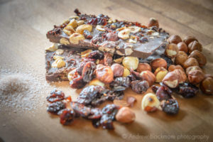 Mannabonbons Chocolate 'Nutkin'