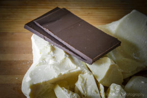 Mannabonbons Chocolate 'Raven'